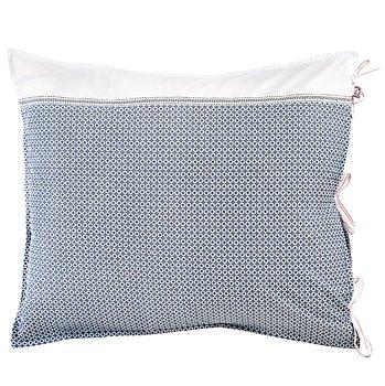Örngott Pillow Case Destiny White/Navy