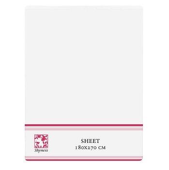 Shyness Sheet 180*270 cm White