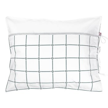 Pillow Case Classic Green/White