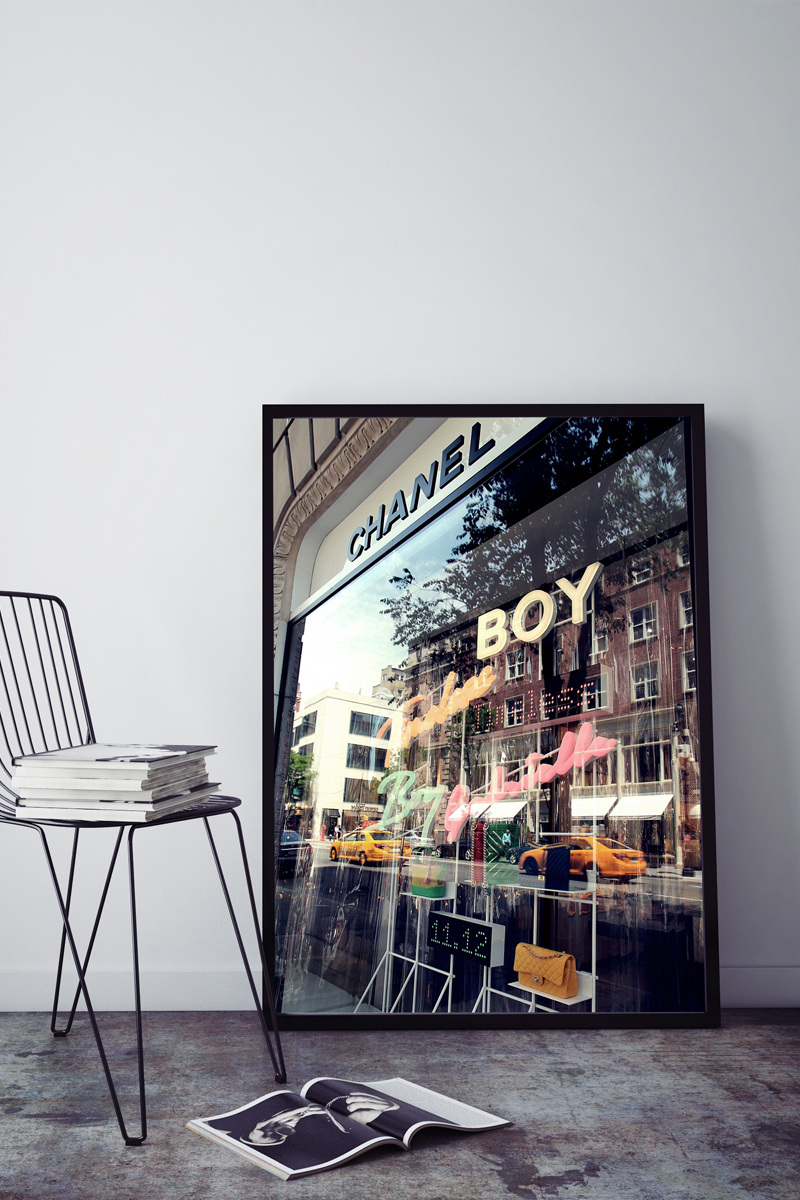 NEW YORK EDIT STOREFRONT NO.5 STYLE
