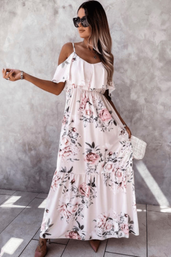 BIANCA FLORAL MAXI DRESS