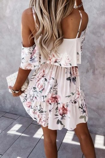 BIANCA FLORAL DRESS