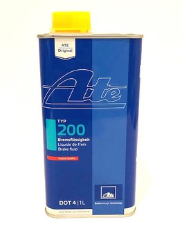 Brake Fluid Dot 4 ATE 200 high performance
