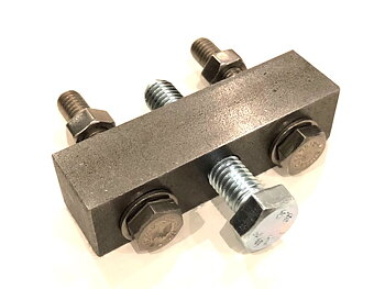 Puller for front pulley 93-96 2-stroke