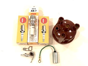 Ignition kit standard Saab 93, 96 -1962