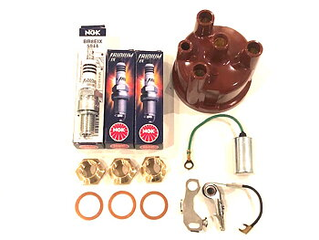Tändnings kit Irridium 8 Saab 96 1962-