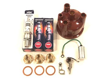 Tändnings kit Irridium 8 Saab 93, 96 -1962