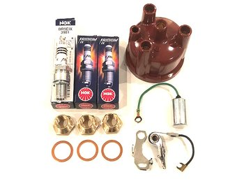 Ignition kit Irridium 9 Saab 96 1962-