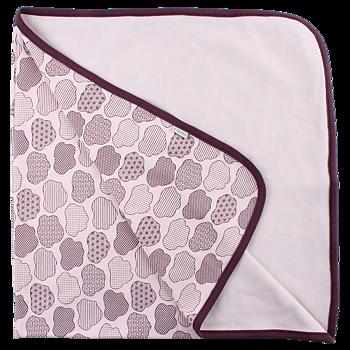 FIXONI - Ljusrosa filt