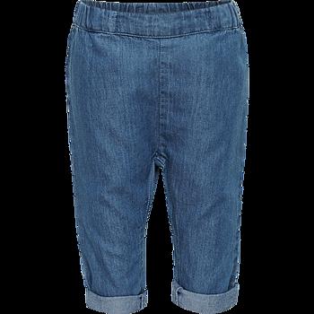 FIXONI - Jeansblå byxor