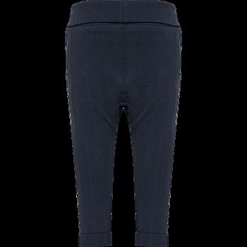 FIXONI - Mörkblå byxor med knappar