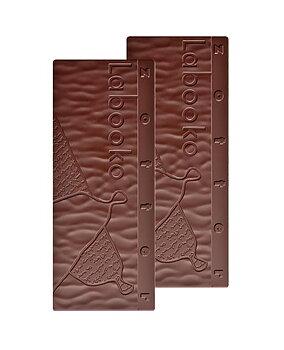 "29.  Mjölkchoklad ""Dark Style - Utan socker"""