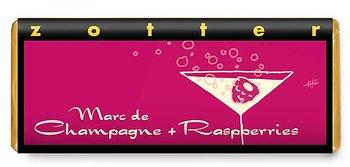 Champagne & Hallon