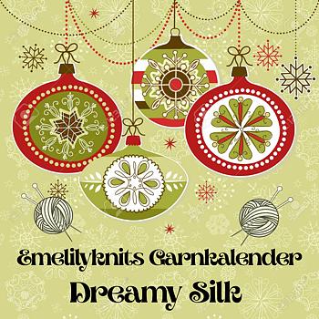 Garnkalender Dreamy Silk