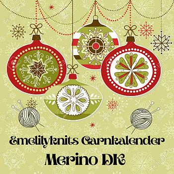 Garnkalender Merino DK