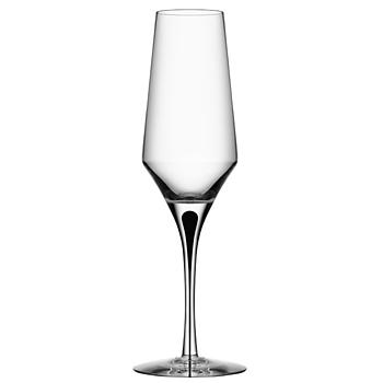 Orrefors Metropol Champagne