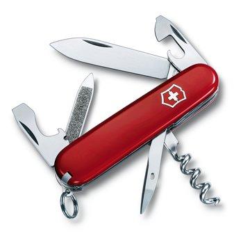 Victorinox Sportsman röd med ring