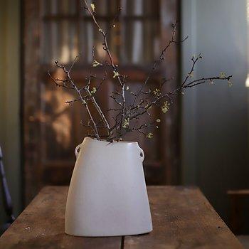 """Keramikvas- """"lillöra"""""""