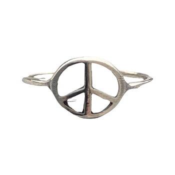 SILVERRING PEACE