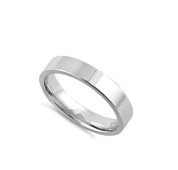 SILVERRING  PLAIN 5 MM