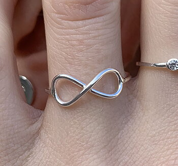 SILVERRING INFINTIY MEDIUM