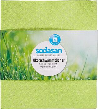 Disktrasor Bio 2-pack Sodasan