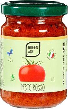 Pesto Röd 140g Green Age Eko