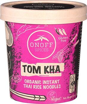 Nudlar Instant Tom Kha 75g Onoff Eko
