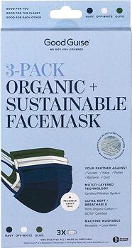 Ansiktsmasker Marin/Vit/Oliv Guise