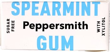 Tuggummi Spearmint 15g Peppersmith