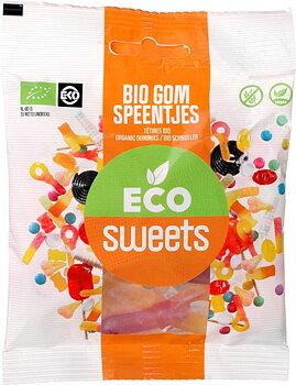 Godis Nappar 75g Sweets Eko