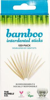 Tandpetare Bambu 100st Humble
