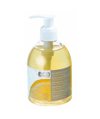 Eco Cosmetics Tvål, Citron, 300 ml