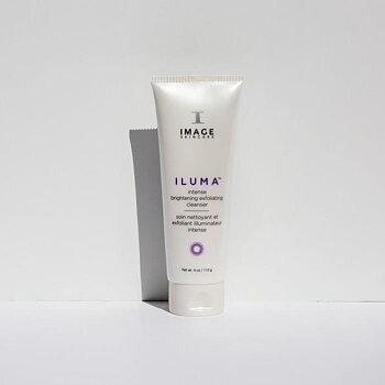 ILUMA intense brightening exfoliating cleanser