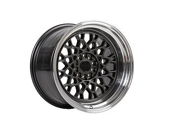"59°North Wheels D-008 11x18"" ET8 5x100/5x108 Gunmetal/frontpolished"