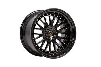 """59°North Wheels D-003 11x18"""" ET15 5x114/5x120 Glossblack"""