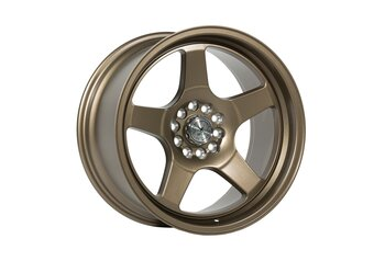 "59°North Wheels D-004 9,5x18"" ET20 5x114/5x120  Mattebronze"