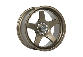 "59°North Wheels D-004 9,5x18"" ET20 5x114/5x120  Mattebronze"