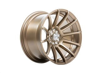 "59°North Wheels D-005 10,5x18"" ET15 5x108/5x112 Mattebronze"