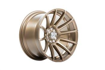 "59°North Wheels D-005 10,5x18"" ET15 5x108/5x112 Mattebronze"