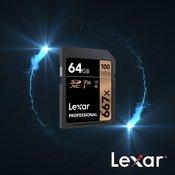 Pro 667X SDXC UHS-I U3 (V30) R100/W90 64GB (V30) R100/W60