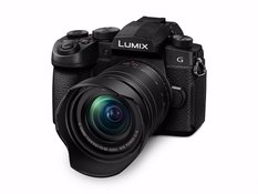 PANASONIC LUMIX G90 Hus (Svart) +12-60mm f/3.5-5.6