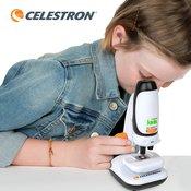 CELESTRON  Kids Microscope med mobiladapter