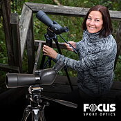 FOCUS SPORT OPTICS Hawk 20-60x60 + Tripod 3950