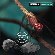PENTAX PAPILIO II 8,5x21