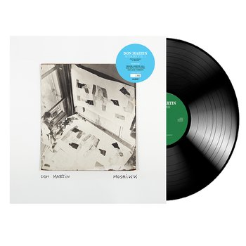 Don Martin - Mosaikk (Vinyl)