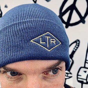 LTR Beanie (Blue)