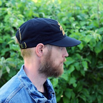 Looptroop Rockers - Looptroop 25 Strapback (Black)