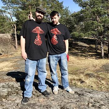 OP & Bjarne B UFO Tee
