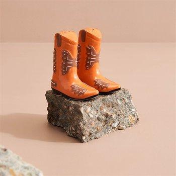 Salt och Pepparkar Cowboy boots